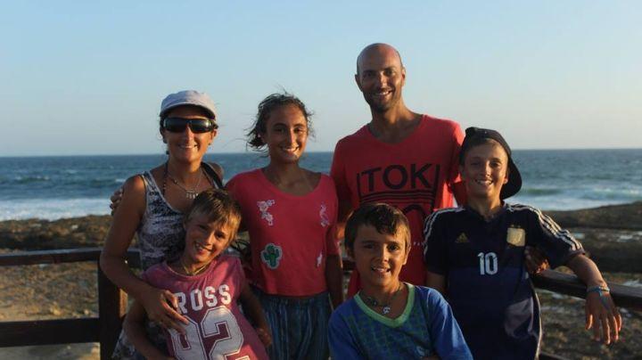 Vivir viajando: La familia que dejó todo por conocer el mundo
