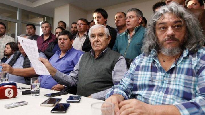 El gremialista Pereyra respalda a Grande para YPF