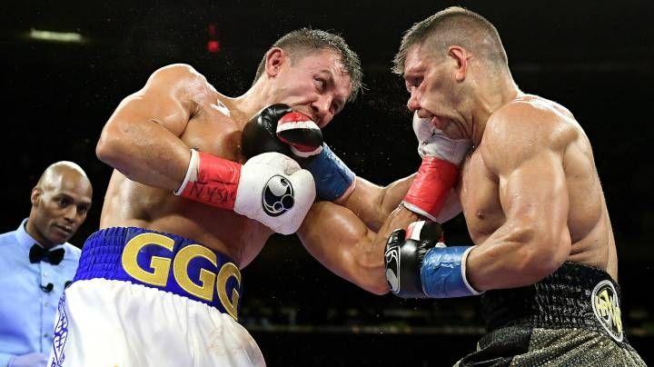 Boxeo: La tremenda pelea entre Golovkin y Derevyanchenko