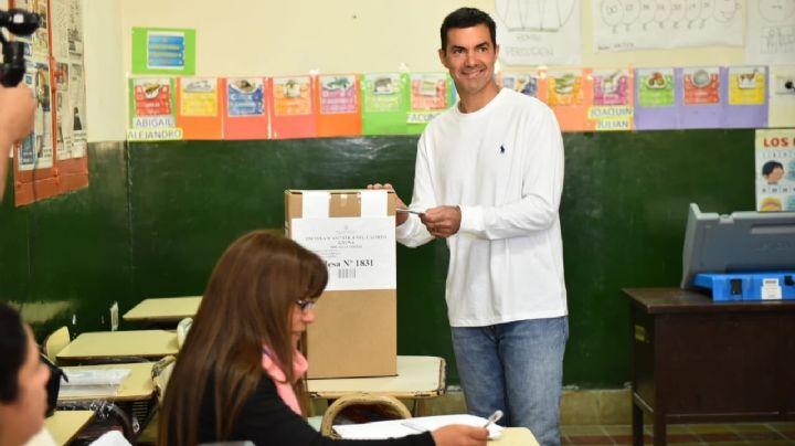 Elecciones Salta 2019: Urtubey ya votó ¡y lo hizo acompañado por su familia!