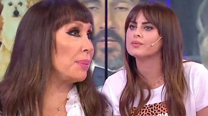 No va más: La drástica decisión de Silvina Luna tras su pelea al aire con Moria Casán