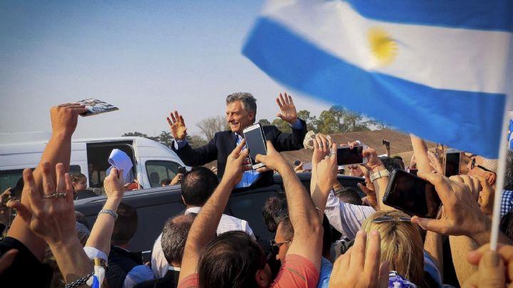 """Macri invita a los tucumanos a expresarse """"en paz, por un futuro mejor"""""""
