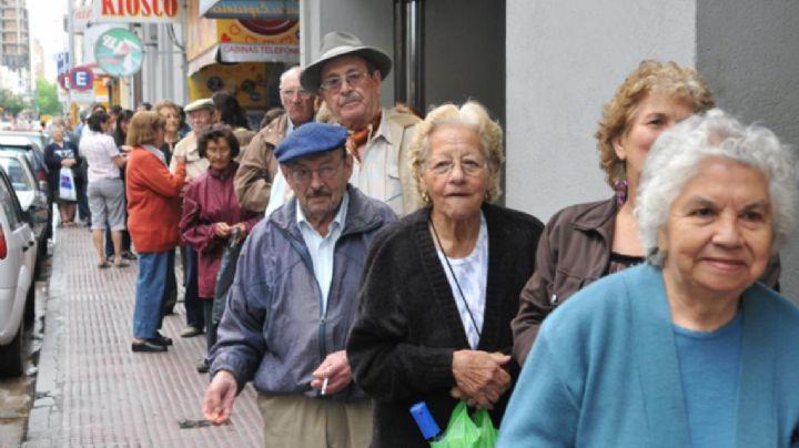 La canasta básica de los jubilados subió casi 24% en seis meses