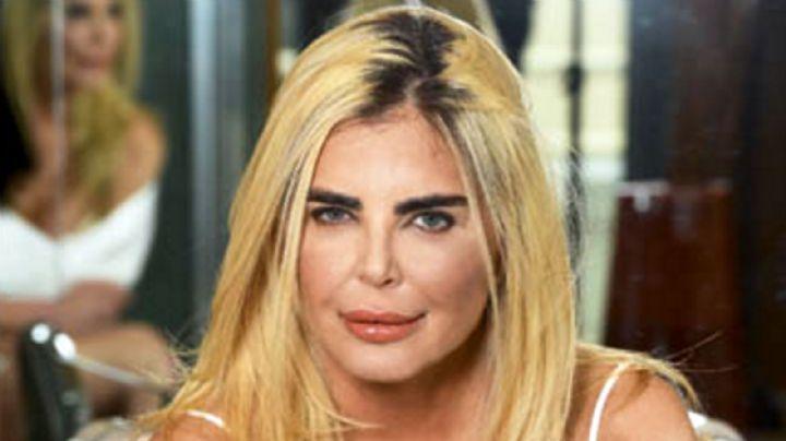 Raquel Mancini sufrió un accidente doméstico ¡Qué peligro!