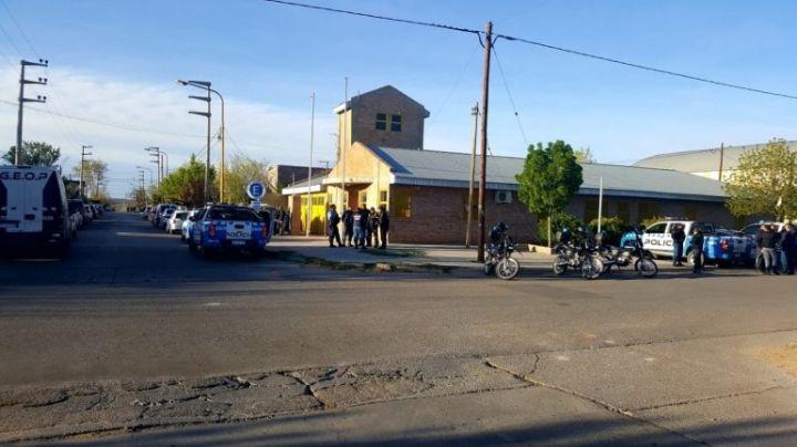 """""""Identificaron al autor"""": Murió el nene baleado en el tiroteo en Cutral Co"""
