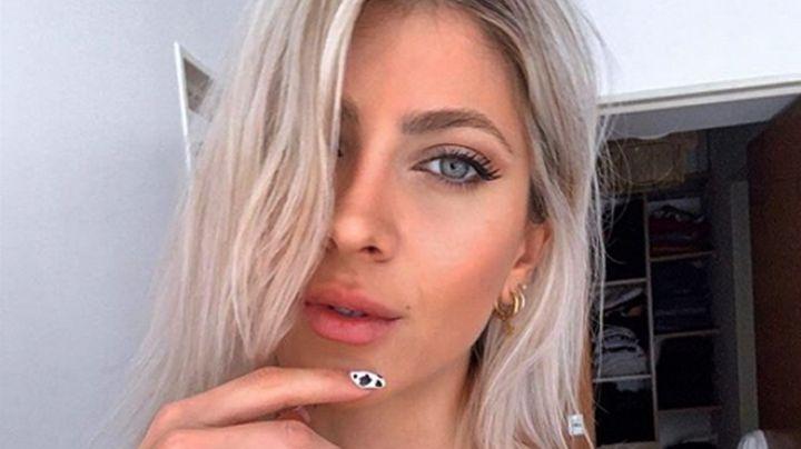 """""""¡Calienta motores!"""": Candela Ruggeri se desabrochó la camisola y... ¡explotó Instagram!"""