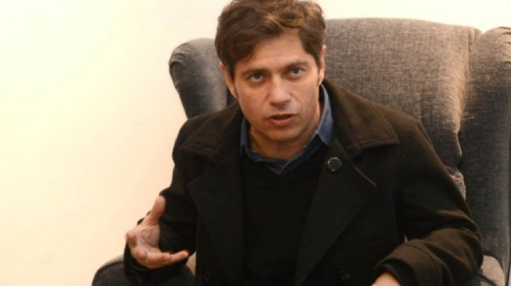 """""""Durán Barba dio la orden de golpearme"""", denunció Kicillof"""