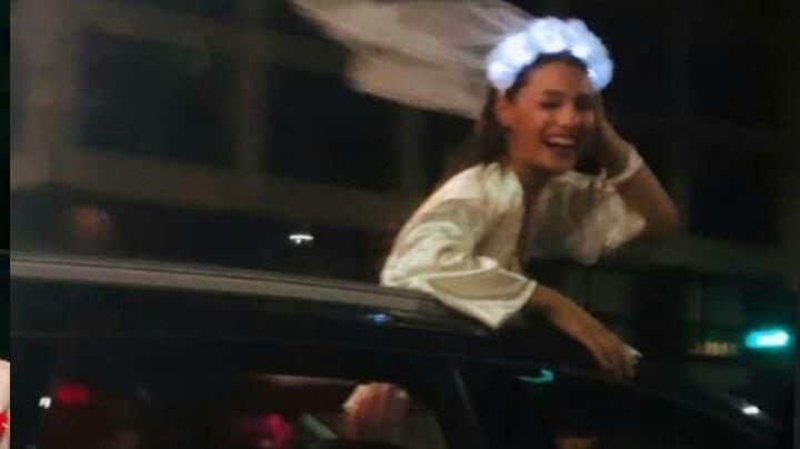 ¡ENFIESTADAS! Pampita se alocó con amigas y modelos para despedir la soltería. ¡Mirá las fotos!