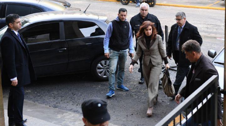 Bullrich le envió a Bonadio información sobre una causa contra Cristina Kirchner