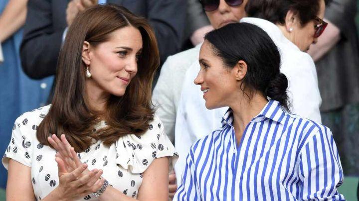 La petición que Kate Middleton le habría hecho a Meghan Markle ¿Rivalidad o invento?