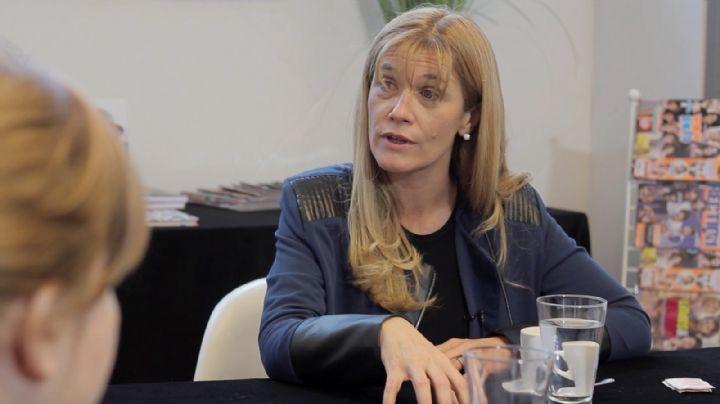 """Verónica Magario se lamenta por el """"tarifazo"""" aprobado por Vidal"""
