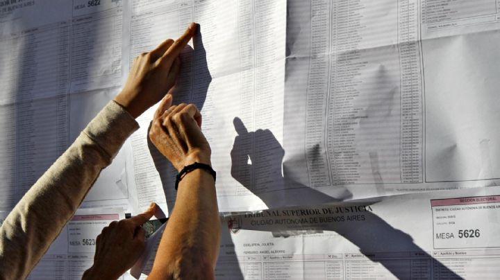 Elecciones Salta 2019: ¡Consultá tu lugar de votación en el padrón electoral!