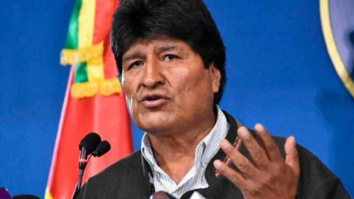 URGENTE: Renunció Evo Morales