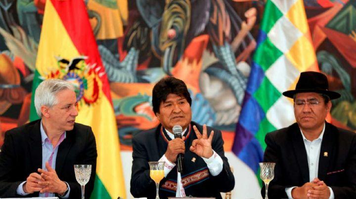 Tras la renuncia de Morales, ¿quién asume la presidencia de Bolivia?