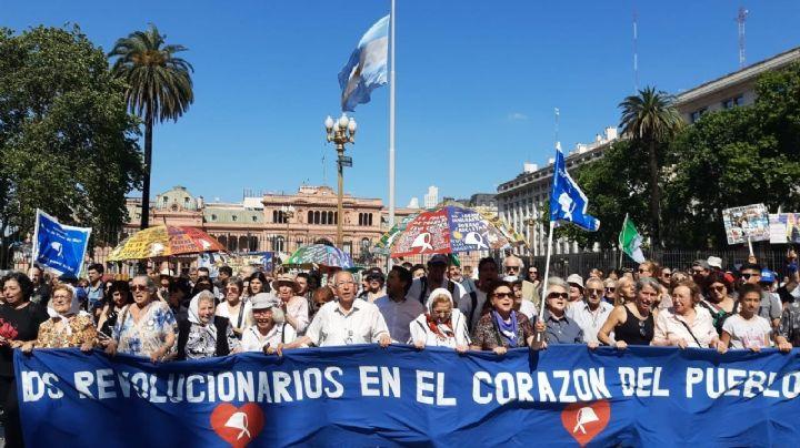 Las Abuelas de Plaza de Mayo también rechazan el Golpe de Estado de Bolivia