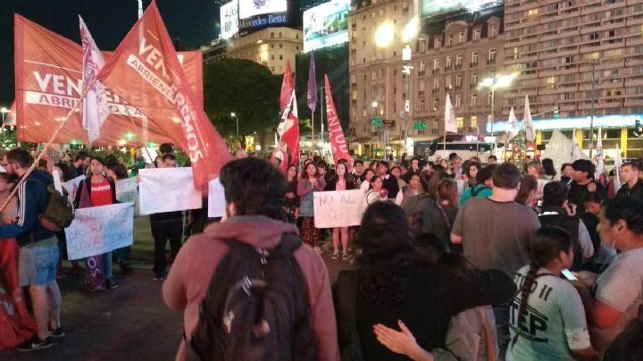 ATE rechaza el Golpe de Estado en Bolivia y marchará hacia el Obelisco