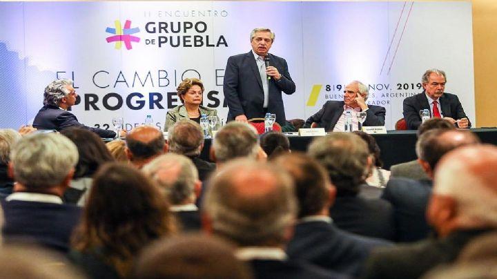 El Grupo de Puebla condenó el golpe de estado en Bolivia y expresó su solidaridad con Evo Morales