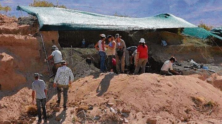 """""""Revelador"""": Milenario hallazgo en Neuquén. Mirá"""
