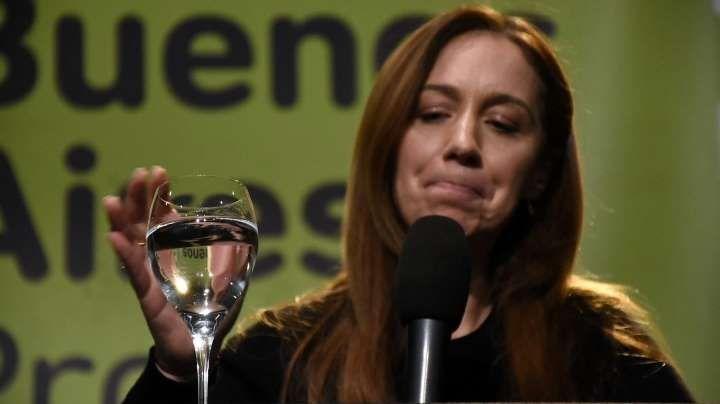 El Banco Provincia ya no puede financiar la deuda de María Eugenia Vidal