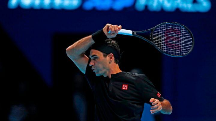 Inesperada derrota de Federer en el Torneo de Maestros
