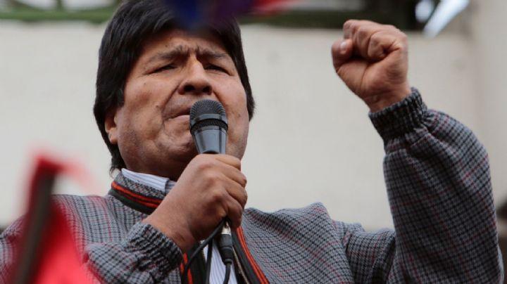 """Pedirán sesión especial en Diputados en repudio al """"golpe de Estado"""" contra Morales"""