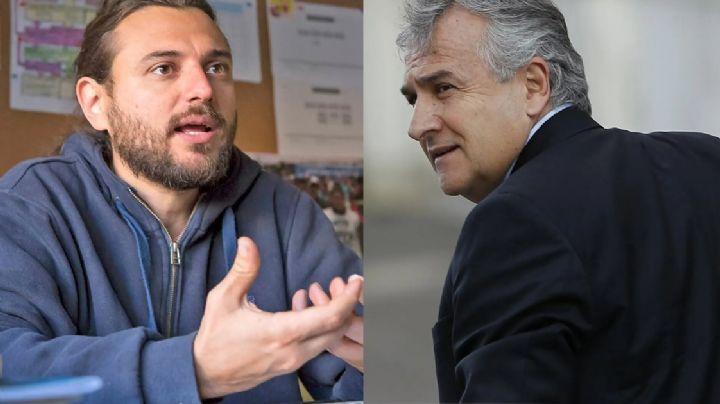 """Morales y Grabois se mataron en Twitter: uno lo trató de """"P... importante"""" y el otro de """"Machito"""""""