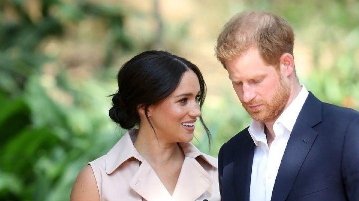 Estalló Meghan Markle: descubrieron al príncipe Harry acompañado de viaje