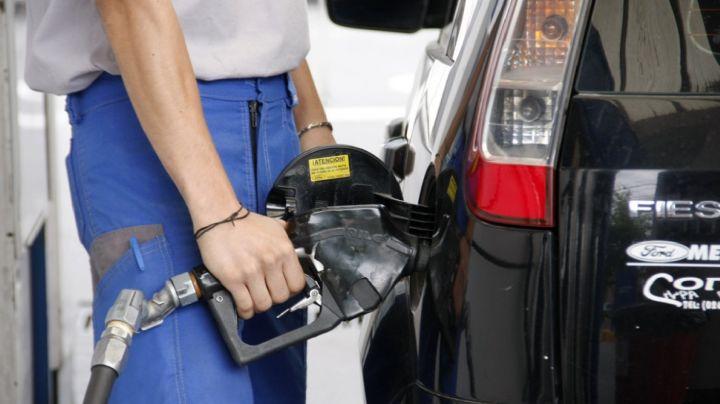 El aumento en los combustibles será de entre un 5 y un 6%