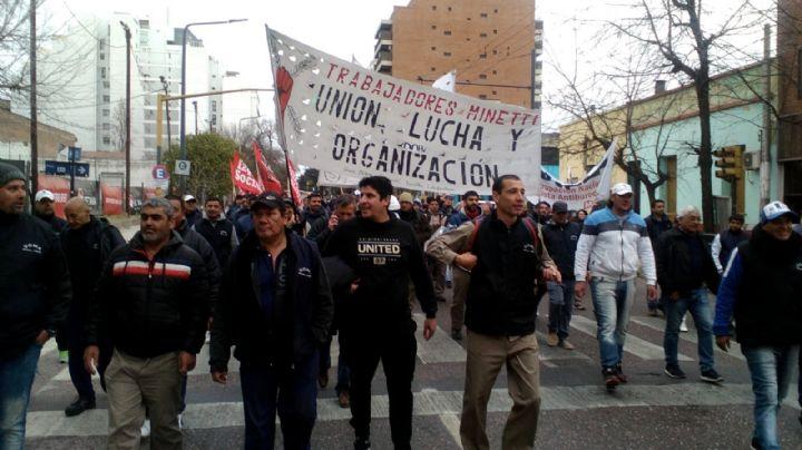 El molino harinero José Minetti también despidió a sus empleados
