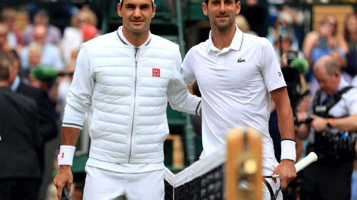 Increíble derrota de Novak Djokovic y definición con Roger Federer