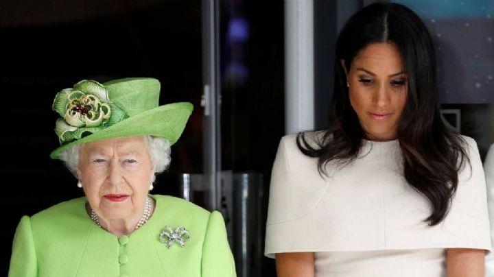 ¿Lucha de poderes? Meghan Markle desobedece a la Reina Isabel II con esta decisión