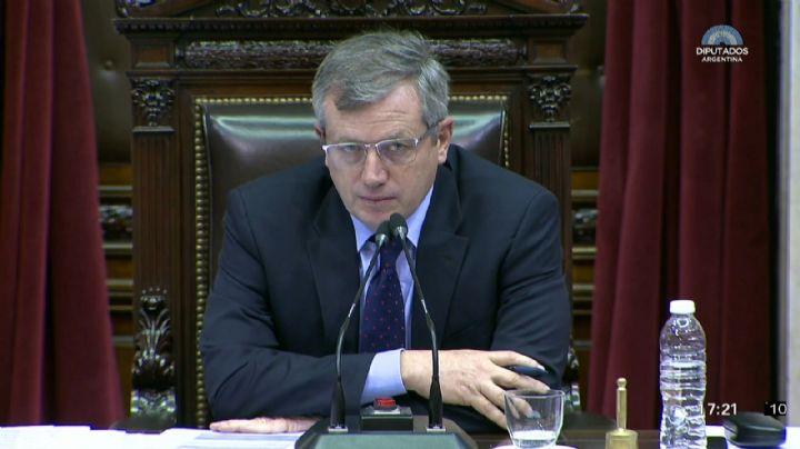 """Monzó colaborará con el próximo gobierno y criticó a """"la corte de obsecuentes"""" de Macri"""