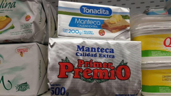 La ANMAT prohibió la distribución y venta de una conocida manteca