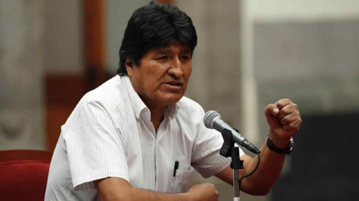 Evo Morales habló con la prensa Argentina e hizo polémicas declaraciones