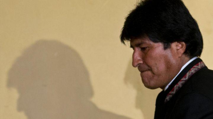 """Evo Morales, tras la represión en Bolivia: """"Pedimos a las Fuerzas Armadas que paren la masacre"""""""