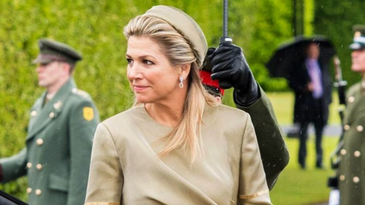 """""""¡Vaya sorpresa!"""": La reina Máxima y un gesto de otro nivel... ¿qué le sucede para tal expresión?"""