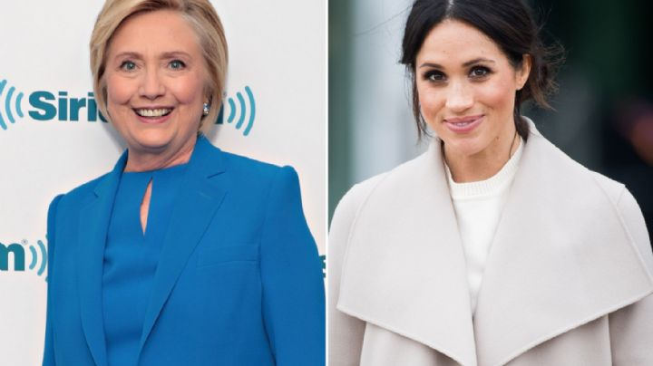 La reunión secreta entre Meghan Markle y Hillary Clinton que encendió la polémica ¡Imperdible!