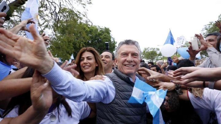 A través de las redes, Macri convocó a su propia fiesta de despedida