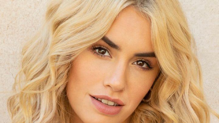 ¡Se robó el show! Lali Espósito se atrevió a todo en los Latin Grammy ¿la nueva chica dorada?