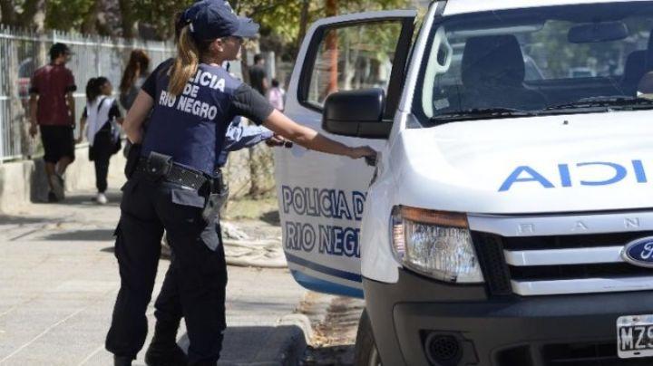 Cipolletti: la Policía investiga el crimen de un hombre ¡Estupor!