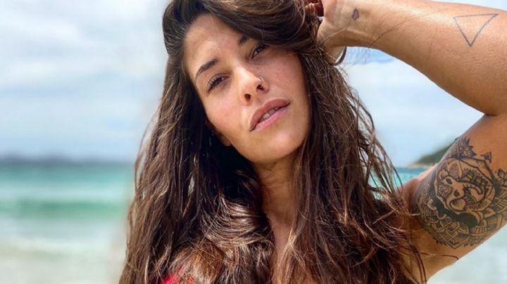 """""""¡Desagradable detalle!"""" Ivana Nadal acusada de sucia en una foto ¡sin prendas!"""