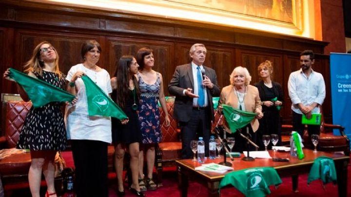 Fernández impulsará su propio proyecto de ley para despenalizar el aborto