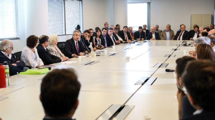 Convocarán a dirigentes opositores para que se unan al Consejo Federal contra el Hambre