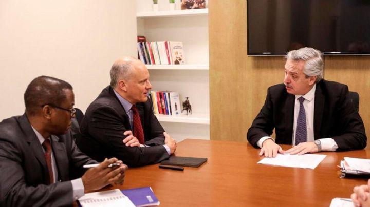 """Fernández afirmó que """"se está avanzando mucho"""" en la negociación de la deuda"""