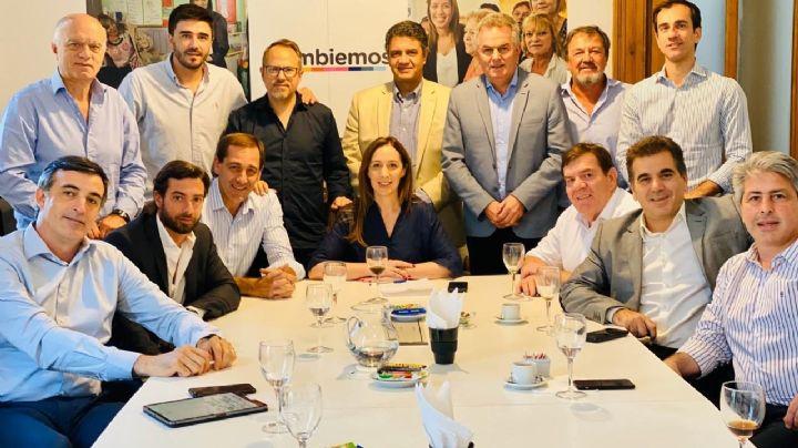 María Eugenia Vidal rearma su mesa de poder junto con los intendentes