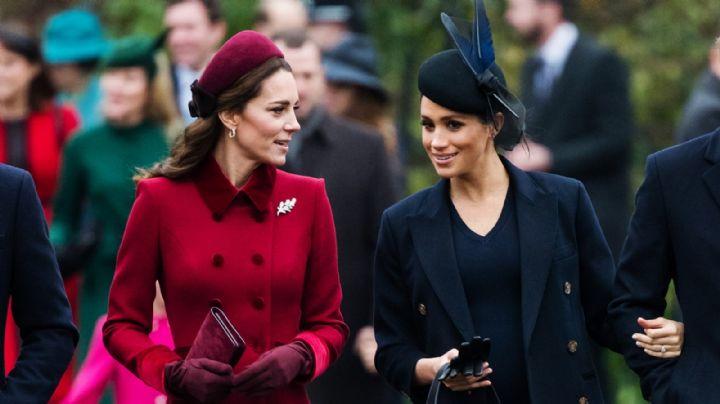 Meghan Markle y Kate Middleton son la influencers más exitosas del momento
