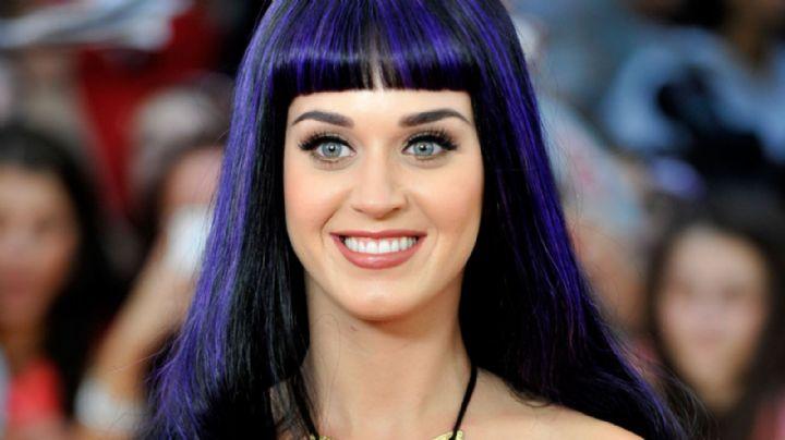 ¡Fuera de serie! Katy Perry y una foto más jugada que nunca ¿Te la vas a perder?