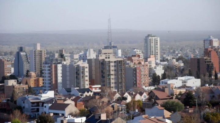 """""""Calor"""": El estado del clima para hoy en Neuquén"""