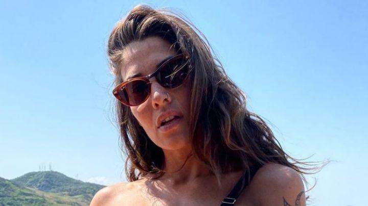 """""""¡Asquerosita!"""": Ivana Nadal se pasa del límite en una selfie ¡fuera de serie!"""