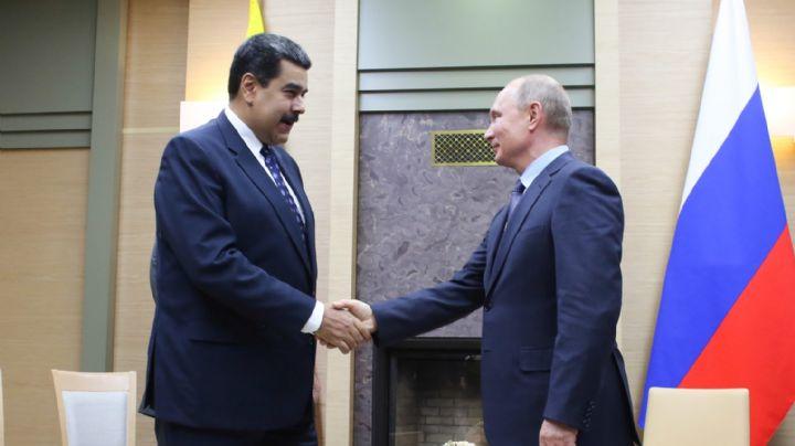 Venezuela: Rusia envió aviones con cientos de millones de dólares en efectivo